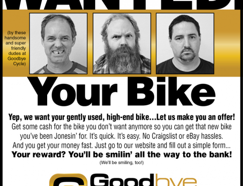 Goodbye Cycle Ad