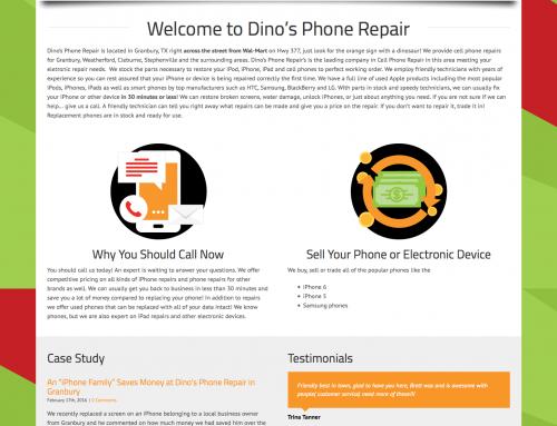 Dino's Phone Repair