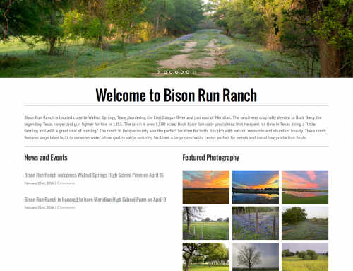 Bison Run Ranch